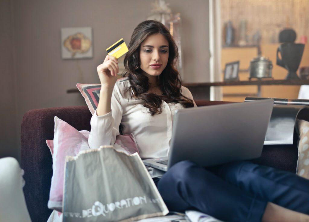 creditcard activeren
